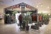 Capsule Collection Neymar Jr. X Replay At Weltstadthaus Duesseldorf