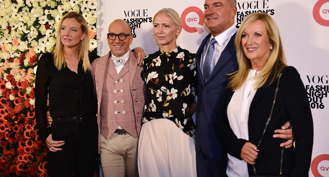 Vogue Fashion's Night Out 2016, Düsseldorf