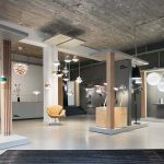 Louis Poulsen Showroom Foto: Constantin Meyer