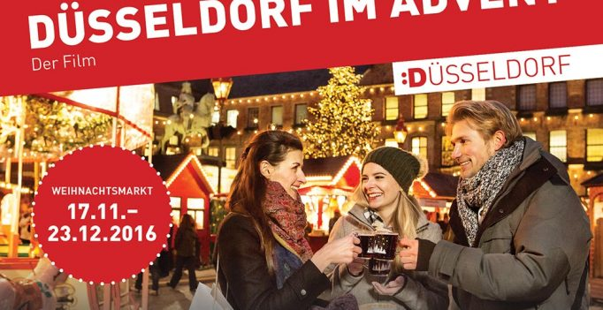 der d sseldorfer weihnachtsmarkt im video dex magazin lifesstyle magazin d sseldorf. Black Bedroom Furniture Sets. Home Design Ideas